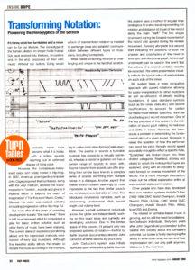 Rap pages TTM Spring 1999